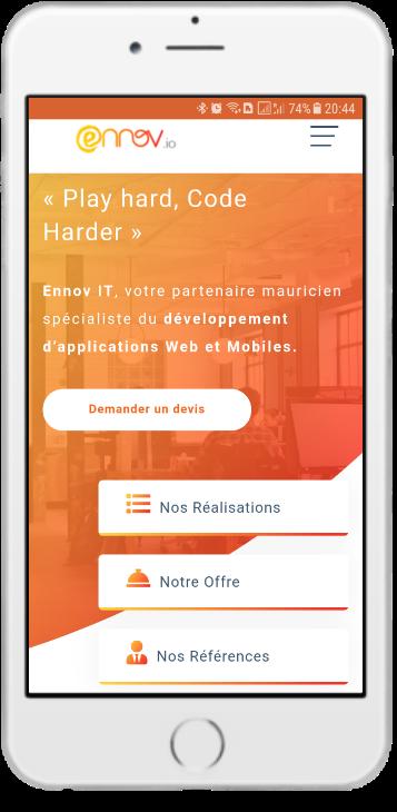 Compagnie de développement d'application Web et Mobile île Maurice